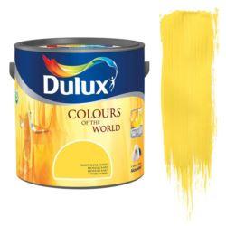 DULUX KOLORY ŚWIATA egzotyczne curry 2,5l