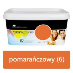 PRIMACOL Trendy Colors Pomarańczowy 2,5l