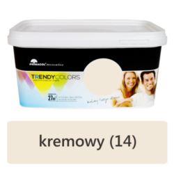 PRIMACOL Trendy Colors Kremowy 5l