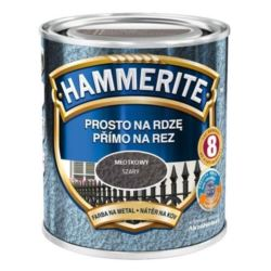 HAMMERITE 0,7 l młotkowy szary