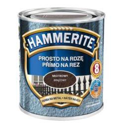 HAMMERITE 0,7 l młotkowy brązowy