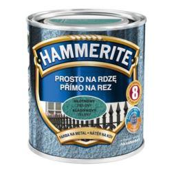 HAMMERITE 0,7 l młotkowy zielony