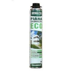 Pianka montażowa pistoletowa 750 ml Stalco eco